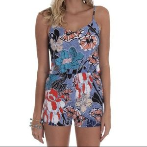 Coral Reef Romper!  for sale